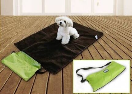 New pet /dog portable travel blanket outdoor