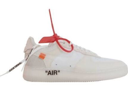 """Wanted: Nike Air Force 1 """"Off White"""" Sz 9"""