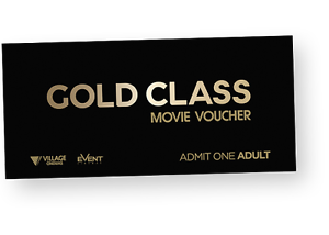 Gold class movie tickets Melton South Melton Area Preview