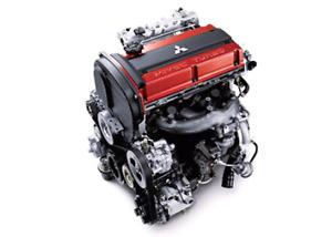 1996 mitsubishi 4g63t engine