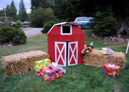 Party Hay Bales for Sale - Tables and Chairs or Decor Sydney City Inner Sydney Preview