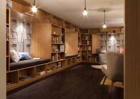 Amazing double room in worlds largest co-living complex