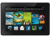 Kindle Fire HD 3rd Generation High Def Tablet Ereader with original box