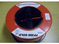 Prysmian fp200 Gold 1.5mm 100metre x 2