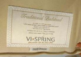 One of the best mattress in the market_ Brand VI Spring_King size_RRP £ 1,645