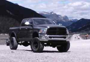 2012 Dodge Power Ram 3500 Laramie 6 speed manual