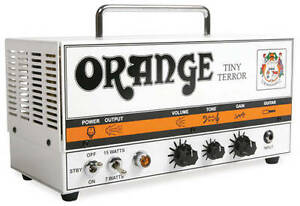 Orange Tiny Terror 15 watt portable guitar head