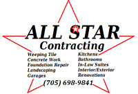 All Star For All Your Renovation Needs