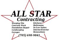 Sump Pump Install All Star Contracting
