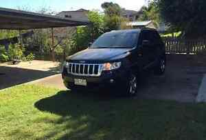 2012 Jeep Grand Cherokee Wagon **12 MONTH WARRANTY** Coopers Plains Brisbane South West Preview