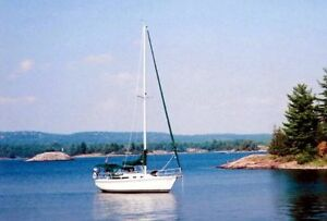 30' Catalina MkII Tall Rig 1987 SailBoat For Sale