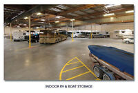 Indoor Winter Storage For Cars Boats Trailers and Etc!
