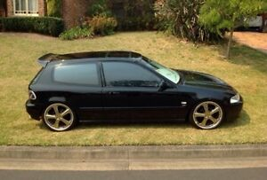 Honda Civic Eg Sir Vti turbo Kenthurst The Hills District Preview