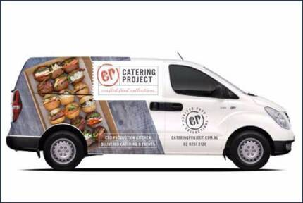 Experienced Driver For CBD Catering & Events Co