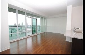 FOR RENT/ FOR LEASE 1 Bedroom + Den near square one