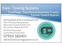 Kent Towing Systems - Mobile Towbar Supply Fitting & Repair.