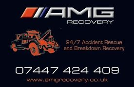 ///AMG 24/7 Accident Rescue & Breakdown Recovery