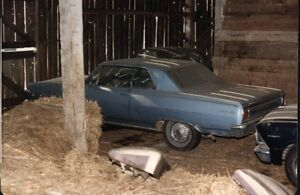66 & 67 Beaumont Hardtops - dry stored +35 years / RARE finds. London Ontario image 8