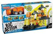 Fisher Price Big Action Construction Site
