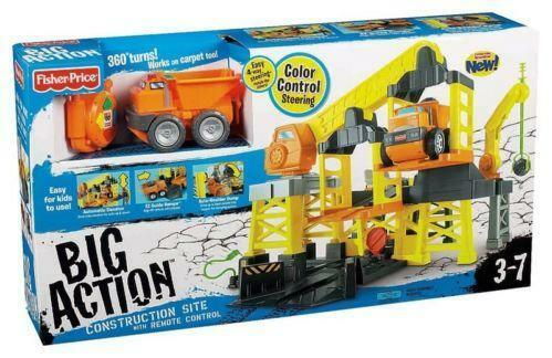 Are absolutely fisher price construction toys can