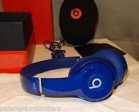 Beats by dre solo 2 headphones boxed nearly brand new