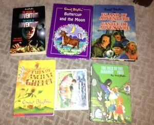 Enid Blyton classic books for sale London Ontario image 1