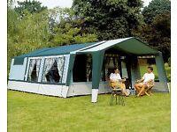Conway Classic Trio Trailer Tent 6-8 berth