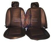 TR6 Seats