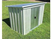 Yardmaster Metal Garden Store Size 6.6W x 3.11D x 4.4 High