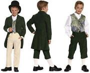 Boys Suit Pattern
