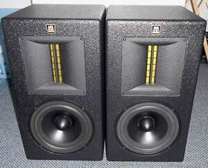 SLS Ribbon Studio Monitors Speakers