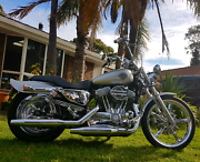 2005 Harley Sportster Custom - One of a kind! Royal Park Charles Sturt Area Preview