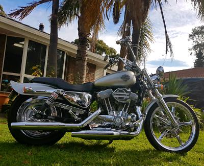 2005 Harley Sportster Custom - One of a kind!
