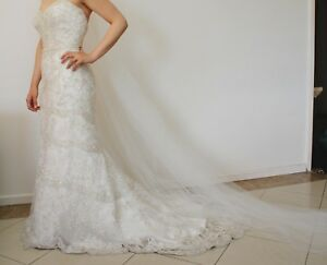 Wedding dress by Allure Mascot Rockdale Area Preview