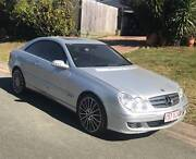 2008 CLK  Mercedes-Benz 280 Coupe - CLK SERIES - ELEGANCE Hope Island Gold Coast North Preview