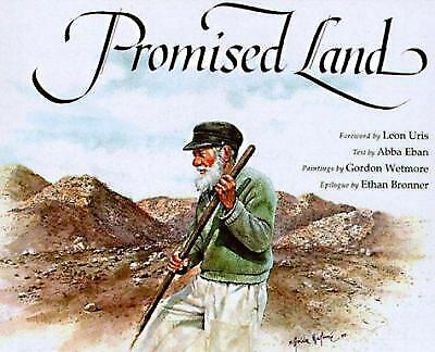 Promised Land by Abba Eban