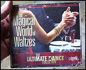 CD Set of Magical World of Waltzes - Ultimate Collection  $15