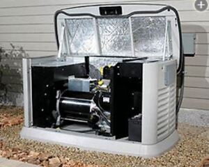 Generator service and maintenance, standby and portable