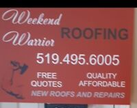 ROOFING REPAIRS AND REPLACEMENT