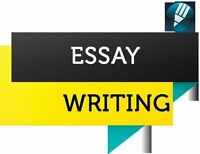 Expert Essay Writing and Essay Editing Help - Delivery in 24hrs