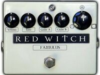 Red Witch Pedals - Famulus [Mint Condition]
