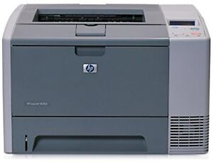 On sale! Special HP printer, model: 2420D -Two trays -$85