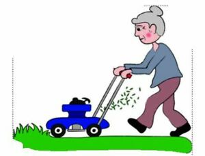 Wanted: Electric lawnmower (lightweight)