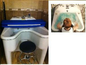 Upper Extremities Bath Tub $1000 (pick up)