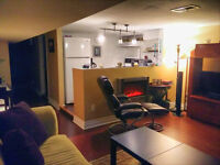 $880 / 1br - 1 Bedroom Lower Level Apartment for Rent - Eglinton