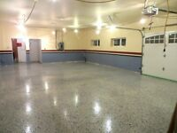 EPOXY FLOOR COATING - GARAGE, HOME, KENNEL, BUSINESS