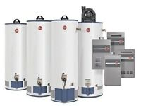 HVAC CLEARANCE  Furnace Water Heater & More  FINANCING AVAILABLE