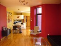 1 Oct (dispo 15 Sept) belle chambre 485$ dans belle 5.5- Village