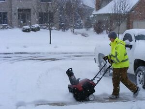 Snow removal Services 300 plus taxes Kitchener / Waterloo Kitchener Area image 2