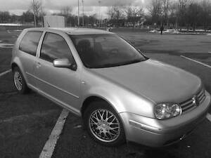 2001 Volkswagen Golf GL Hatchback